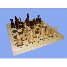 Шахматы гроссмейстерские в деревянной доске