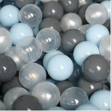 Набор шариков для сухого бассейна 150 шт