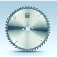Пила  дисковая твердосплавная для станков Biesse-Selco, для обработки по формату с подрезной пилой, FZ/TR, Z72, Leitz