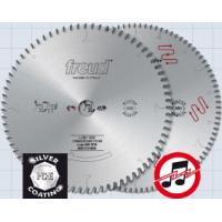 Пила дисковая для форматной обработки,  бесшумная, 300х3,2х30, трапеция z96, Freud