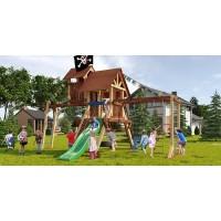 Деревянная детская площадка Савушка - 11