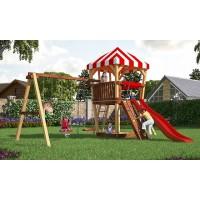 Детская площадка для дачи Савушка - 12